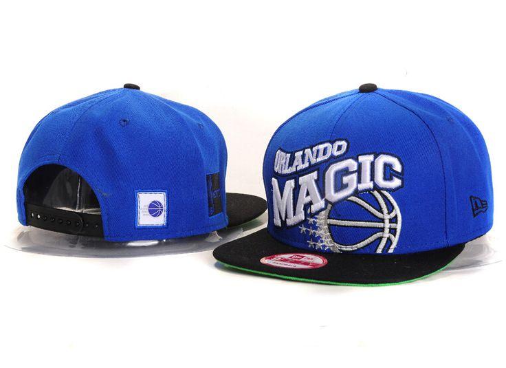 NBA Orlando Magic Snapback Hat 2015