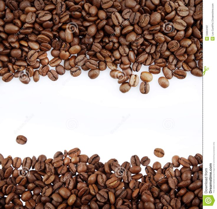 Кофейные зерна чай