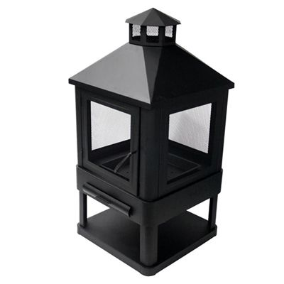 Allen Roth Outdoor Fireplace 876151