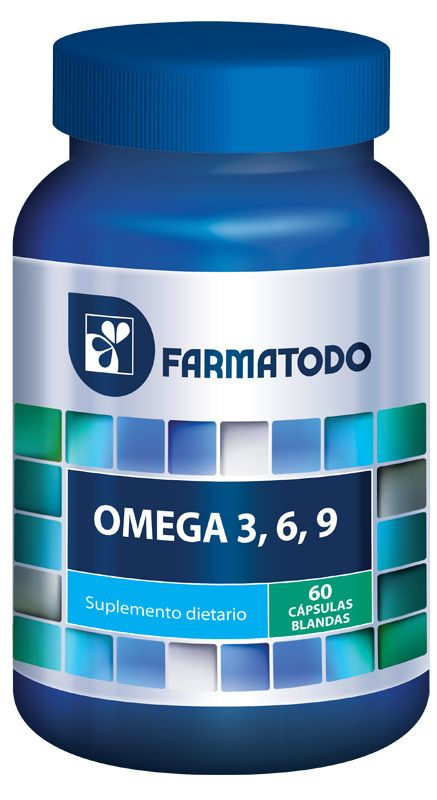 OMEGA 3, 6, 9 - Farmatodo