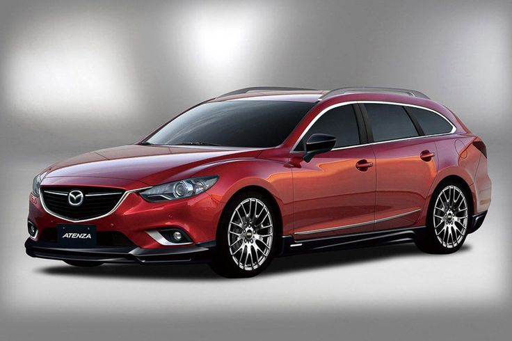2014 Mazda 6 wagon