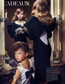 Vogue Paris Christmas Issue Dec 2010-Jan 2011