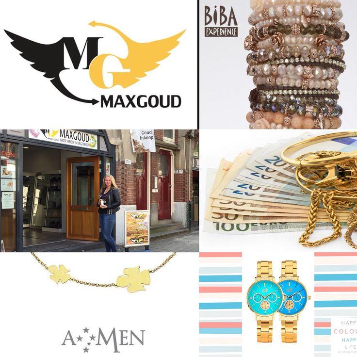 Maxgoud wij zijn natuurlijk bekend voor onze hoge prijzen die wij geven voor #goud en #zilver of andere edelmetalen maar wist u dat wij ook Eem prachtige collectie nieuwe sieraden hebben zoals #Amen #mood #biba #visetti #Michealkors #zilverstad en nog vele andere prachtige sieraden zowel in de winkel als online www.goldmoments.nl