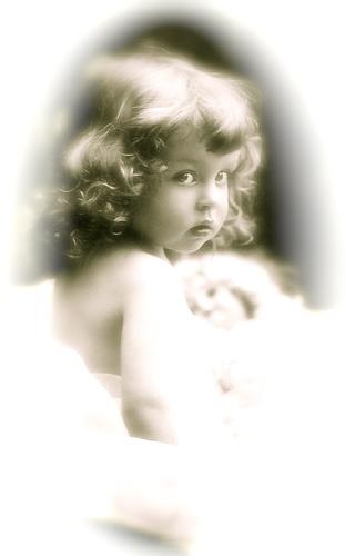 Vintage Girl....