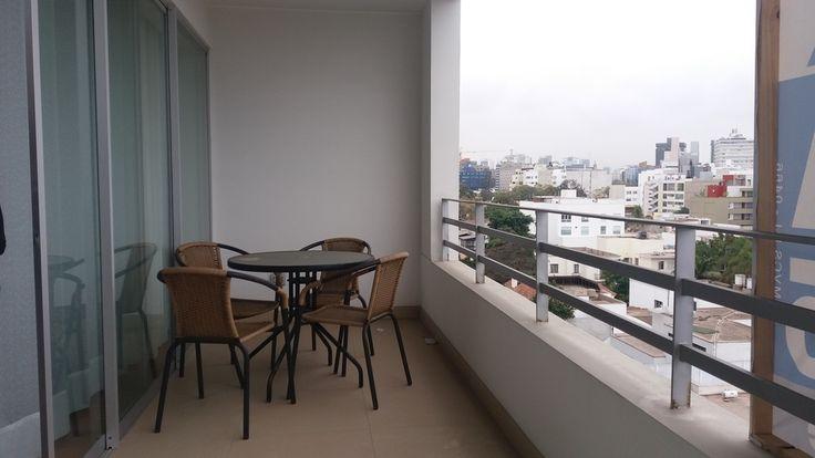 Alquiler de Departamento en San isidro, Lima con 2 dormitorios - Fhaunt #departamento #lima #sanisidro