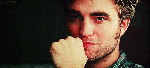 Hot Robert Pattinson GIFs | POPSUGAR Celebrity