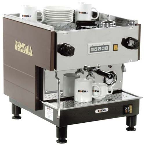 Boema, my dream coffee machine.