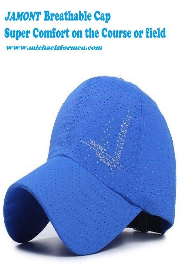 6c75bf3623 Let Your Head Breathe! SAN VITALE Men's Baseball Golf Cap in 2019 | Mens  Fashion Hats | Mens dress hats, Classic hats, Mens caps