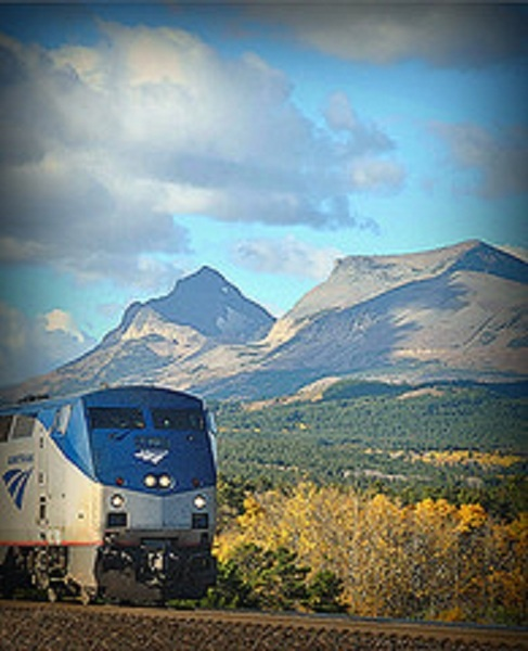 "43 Best Amtrak Train ""The Empire Builder"" Images On"