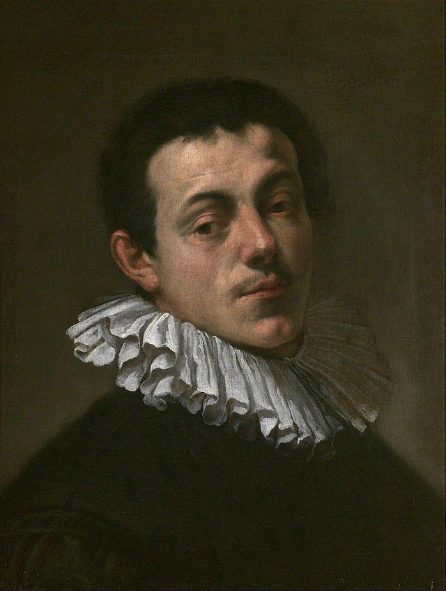 Hans von Aachen - Portrait of Painter Josef Heintz - Google Art Project.jpg