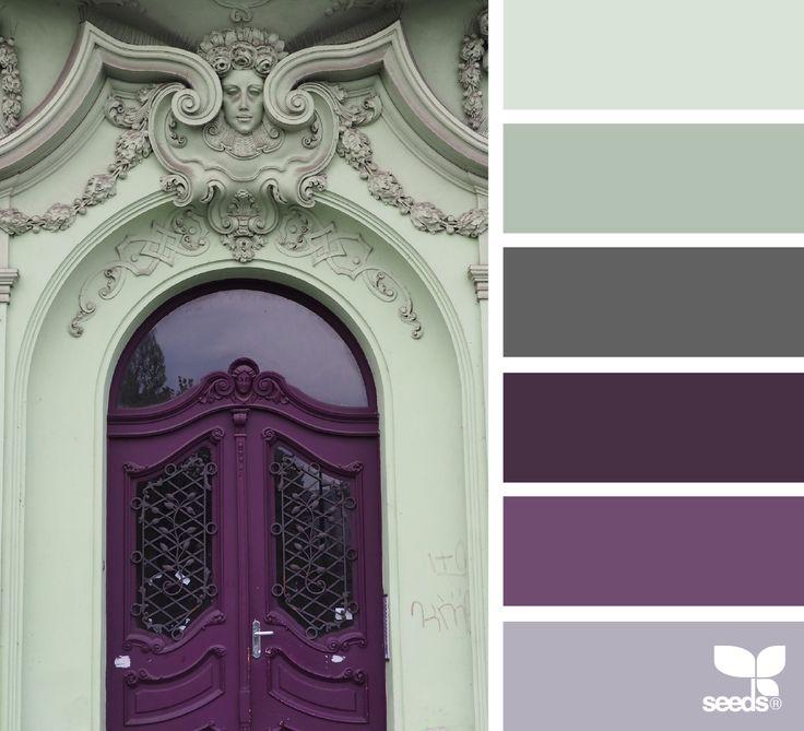 25 best ideas about purple color palettes on pinterest - Exterior house color scheme generator ...