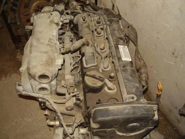 09 HYUNDAI ELANTRA 4CYL. MOTOR&TRANS – auto parts – by owner