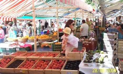 Cours Saleya, Nice - Things to Do - VirtualTourist