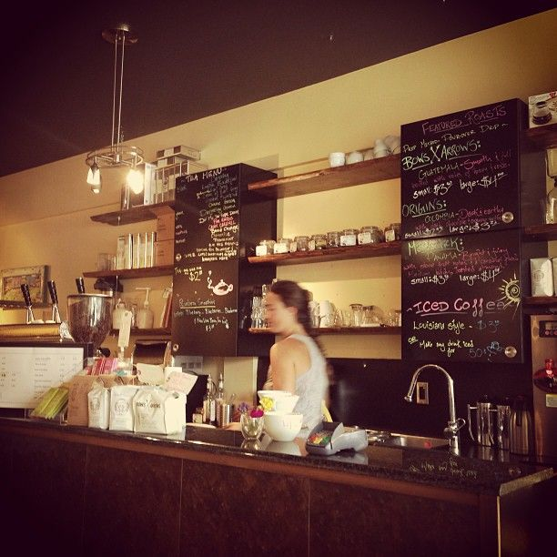 Momento Coffee House is now open at 577 Great Northern Way.