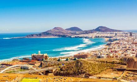 Go Mundo à Las Palmas : ✈ 4/7 nuits 4* aux Canaries, en demi pension avec vols A/R de Paris: En promotion à 429.00€.