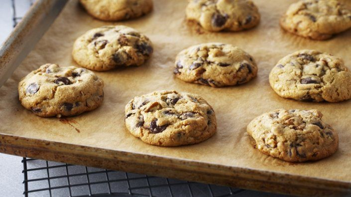 Classic Chocolate Chip Cookies - Anna Olson