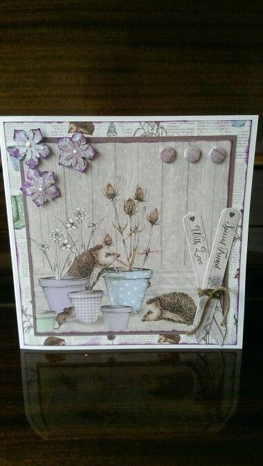Craftwork cards potting shed 2