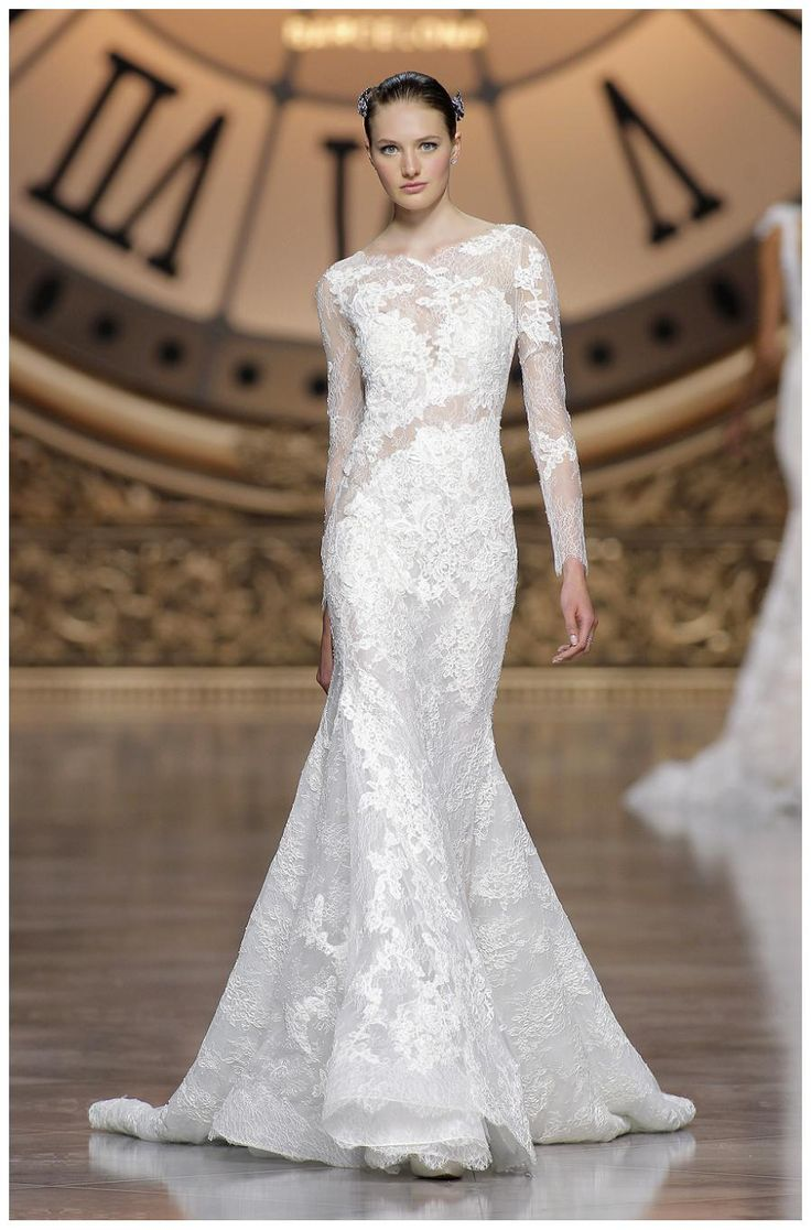 Muslim Wedding Dresses For Bride In : Atelier pronovias collection weddings unveiled inspiring