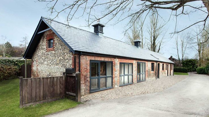 ardesignstudio.co.uk Grade II Listed Stable Conversion - click into the website - amazing design !!