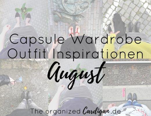 Stunning Capsule Wardrobe Planner Wie du deine eigene minimalistische Garderobe erstellst
