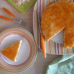 Δροσερή τούρτα ροδάκινο