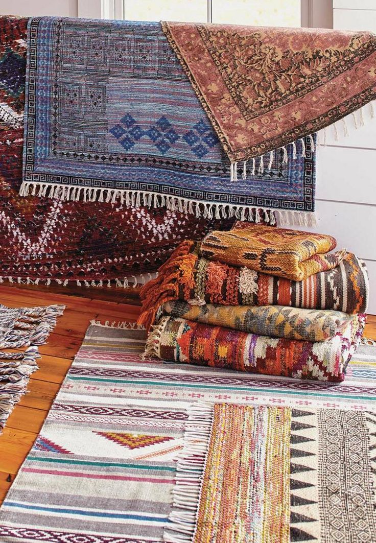 Beautiful Boho Rugs   World Market