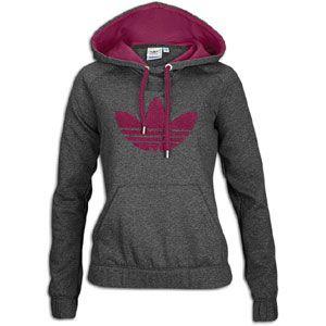 adidas Originals Collegiate Fleece Hoodie - Womens - XL