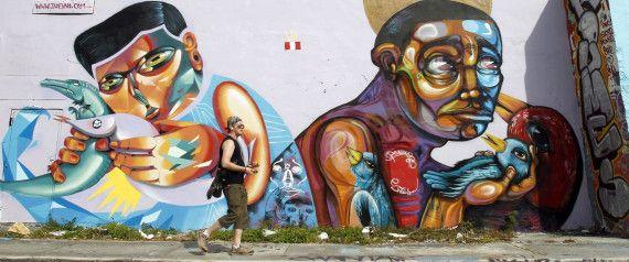 Best City Art--Murals