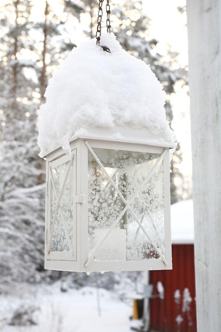 Tulihan sitä lunta ja kevätaurinkoa tänäkin vuonna!
