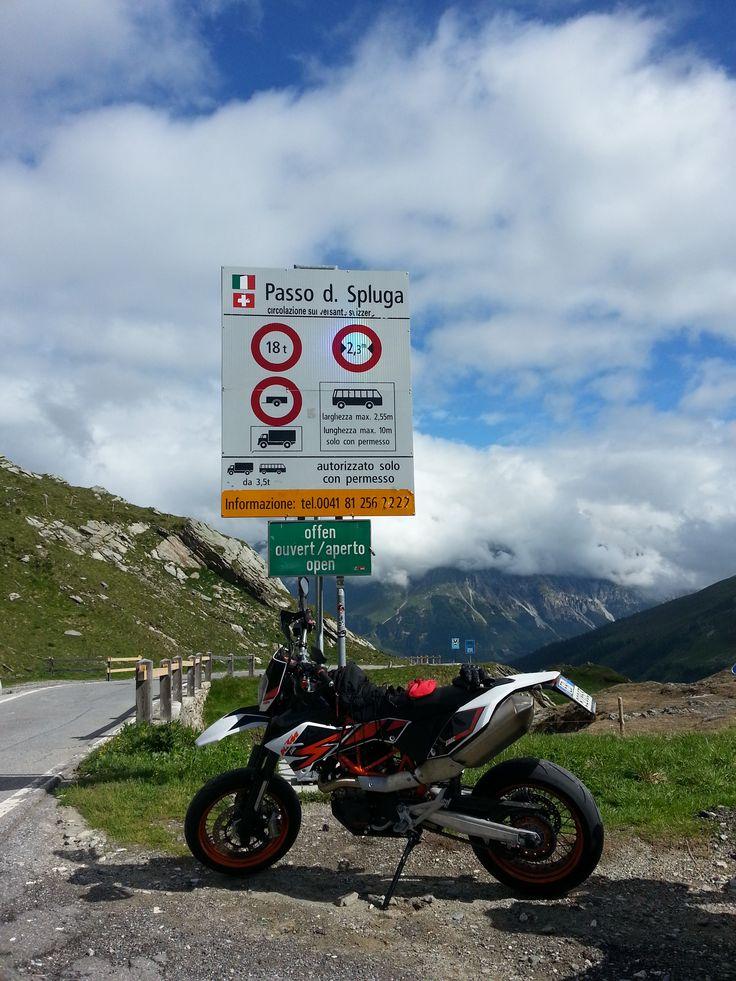 Passo Spluga