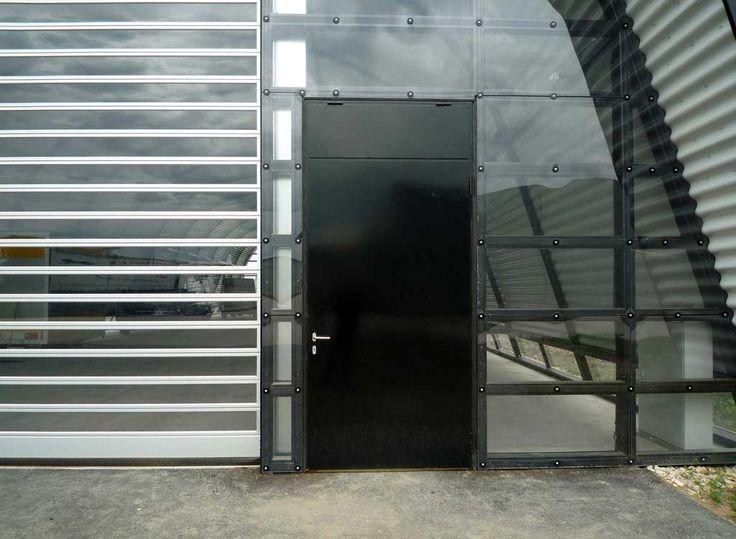 EFAFLEX-Lagerhalle, Baden I Ferdinand Türtscher / EFAFLEX-Torsysteme, Baden