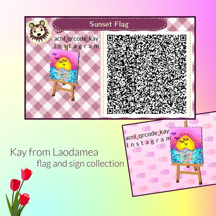 Pinterest Acnl Qrcode Kay Animal Crossing Neue Ideen Kunst