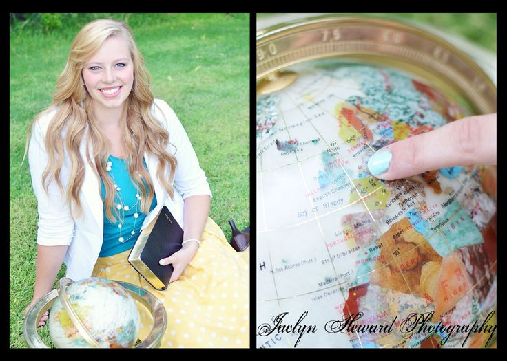 Sister Missionary Picture ideas.  Globe.  jaclyn heward photography