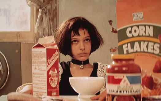 Leon: The Professional, Luc Besson, 1994. Wanna watch this so bad, but I can't find it anywhere online!!