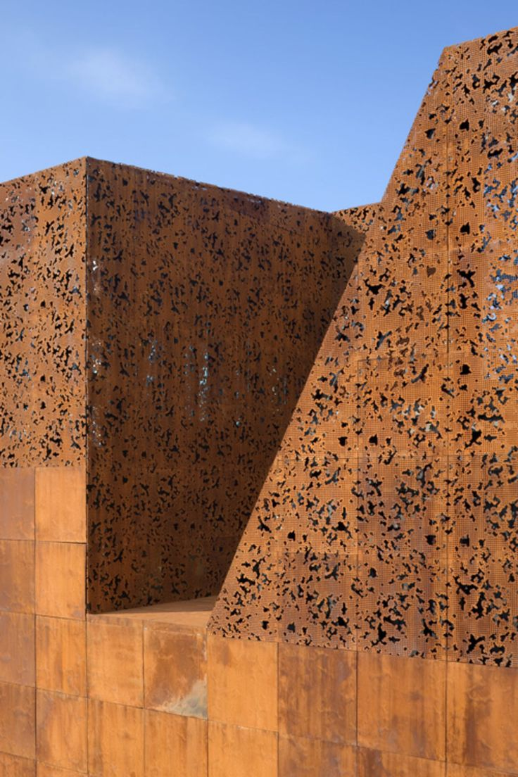 221 best images about herzog de meuron on pinterest for Caixa d enginyers oficines barcelona
