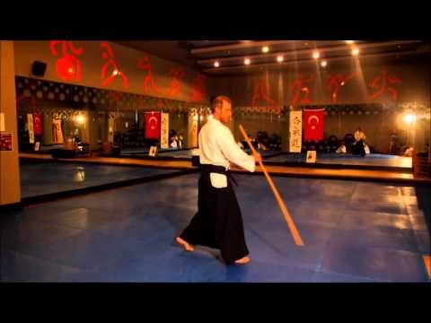 Aikido Antalya   Tsuki Jodan Gaeshi ve Tsuki Gedan Gaeshi