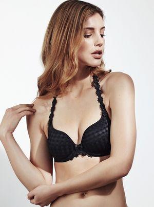 Soutien-gorge rembourré Collection Avero Marie Jo - Lingerie Mauve   Boutique de lingerie femme