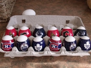For the ultimate hockey fans!