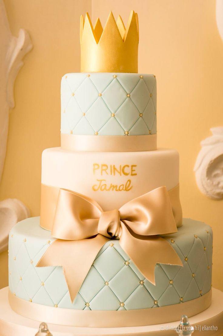 Little Prince Baby Shower By Nanau0026Nana Cakes Www.nanaenanacakes.com