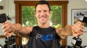 Shoulder Rehab Exercises from Tony Horton - The Beachbody Blog