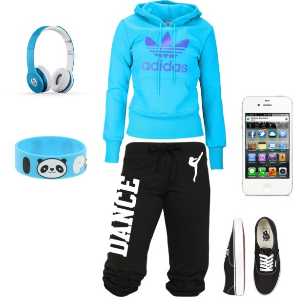 """makayla jogging outfit"" by mickey873045 ❤ liked on Polyvore"