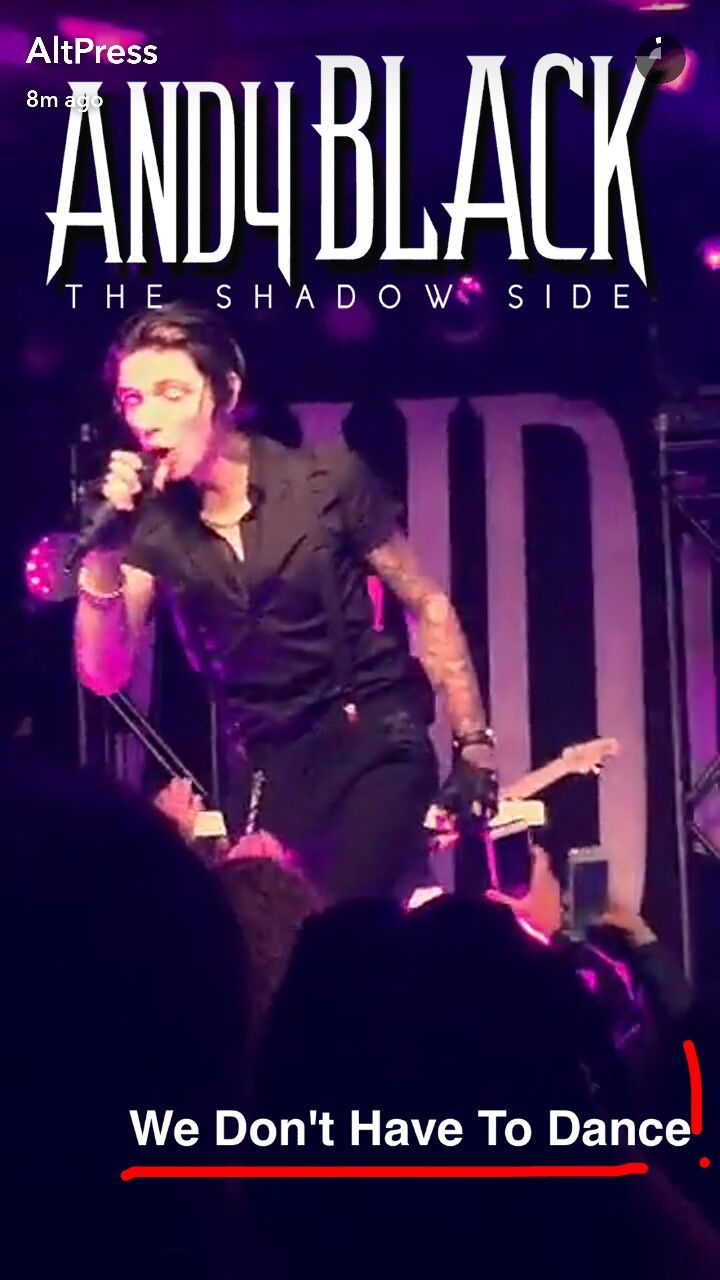 62 best andy black images on pinterest andy black andy biersack