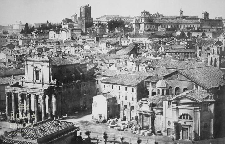 Panorama Quartiere Alessandrino (MacPherson, 1856 ca)