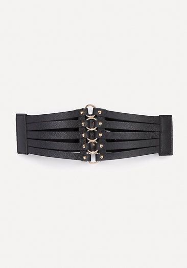 bebf486191 Multi-Strap Link Belt in 2018