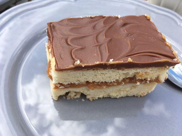 Kinuski-suklaaleivokset valmistuvat helpommin kun miltä ensi vilkaisulla voisi arvata