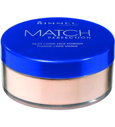Rimmel Match Perfection 001 irtopuuteri | Karkkainen.com verkkokauppa