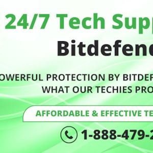 Bitdefender Customer Support technicians are highly knowledgeable in resolving various technical errors related to Bitdefender. Any client can seek our support and ask their queries by getting in touch with our technical team. Customer can always connect to our technicians who are extremely capable in rendering instant Bitdefender related support. Users can avail our Bitdefender Customer Support services 24/7 without any kind of hindrance. Get instantaneous technical support through remo...