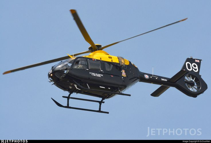 Photo of ZM509 - Airbus Helicopters EC135 T3P3 - United Kingdom - Royal Air Force (RAF)