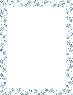 lots of cute borders for any event