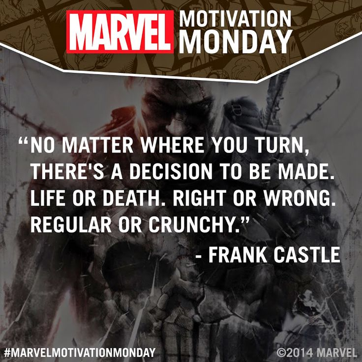 Image from https://lh6.googleusercontent.com/-0_7yjJHTpLg/VHNSqayIaiI/AAAAAAABFP8/VW7M_z668lY/w800-h800/Marvel_Monday_Motivation_Frank%2BCastle.jpg.